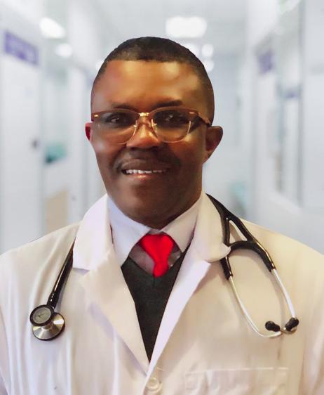 Dr. Robert Dikeukwu