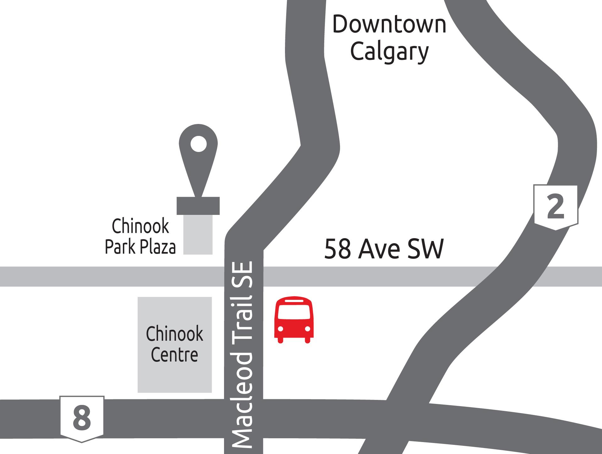 Calgary Location
